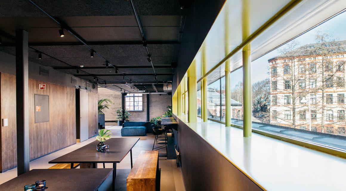 Unfold REDESIGN av Ledsten arkitektur Hausmannsgate 16