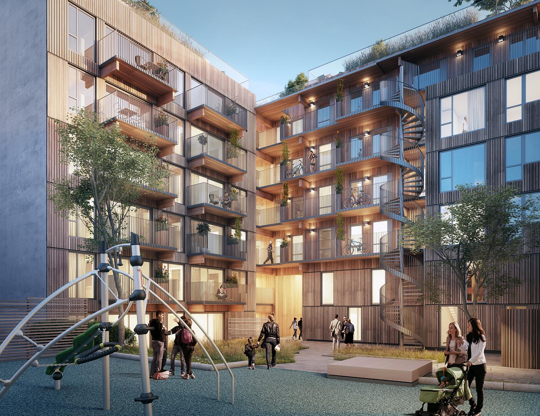 068aec8a 40 Infill-leiligheter til salgs på Grünerløkka