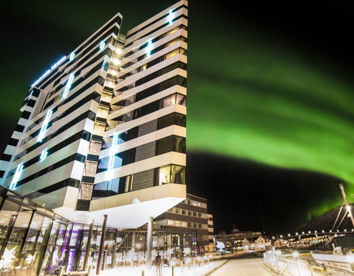 Clarion Hotell The Edge Tromsø Aspelin Ramm Pellerin