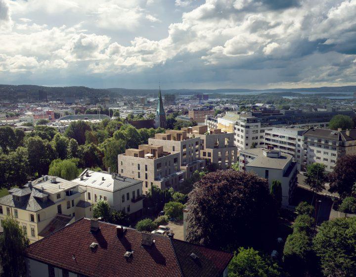 Pilestredet 77-79 Bolig Aspelin Ramm Reiulf Ramstad